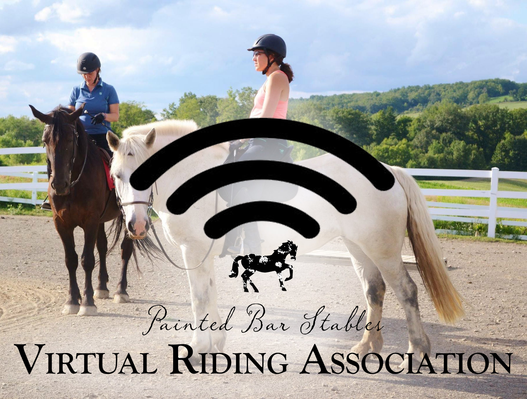 Virtual Riding Association at Painted Bar Stables